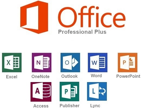 Microsoft COA Sticker Office 2016 Professional Plus Product Key With 3.0 USB DVD Retail