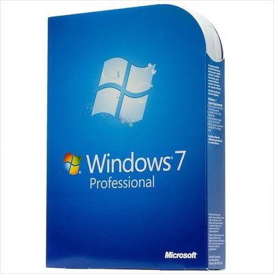 China MS Windows 7 Pro OEM Key Code , Product Key Windows 7 Ultimate 32 Bit supplier