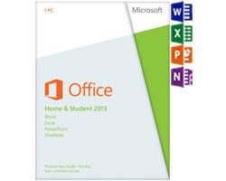 China Microsoft Professional Office 2013 Home And Student Retail Box Global Language supplier
