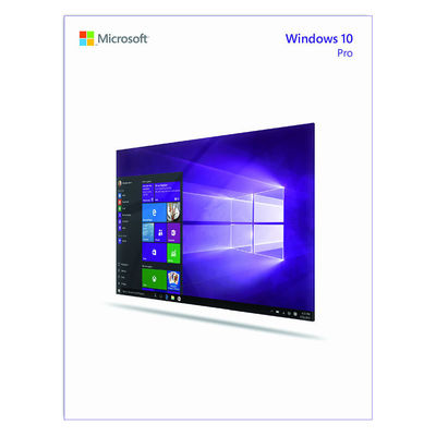 China Operating System PC Computer Microsoft Software Window 10 Pro Product Key supplier