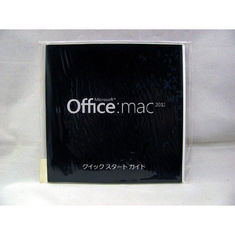 China Multi Language MAC Office 2011 Product Key , Microsoft Office 2011 Key Retail Type supplier