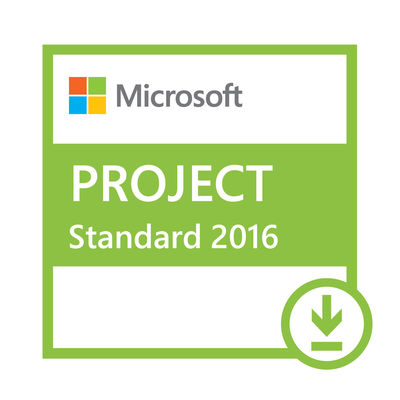 China English Version Microsoft Office Project 2016 Standard 32 / 64 Bits supplier