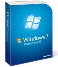 China Microsoft Windows 7 Professional OEM License Code Key , Windows 7 Pro Product Key supplier