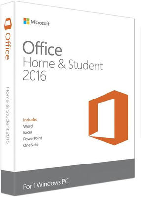 China Genuine PC Computer Software Microsoft Office Home and Student 2016 supplier