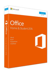 China Office 2016 Home And Student Key / Microsoft Office 2016 Product Key Full Version supplier