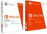 China Multi Language Activate Microsoft Office 365 Product Key 32 / 64 Bit factory