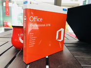 China Microsoft Office 2016 Pro Plus Key Retail Product Box - PKC Office Professional Plus 2016 Key factory