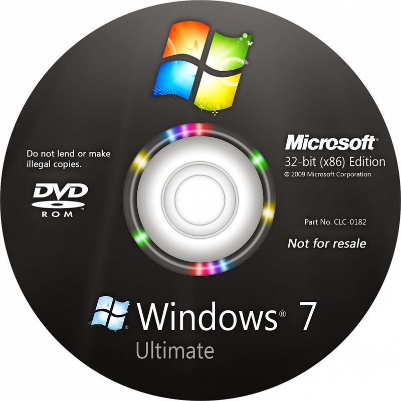 key for windows 7 ultimate 2009