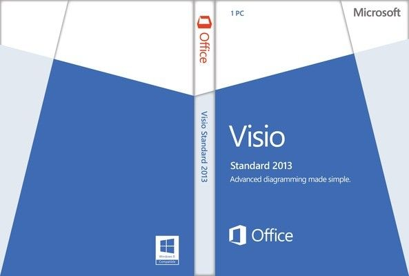 2pc online activation microsoft office visio key retail box download - Office Online Visio