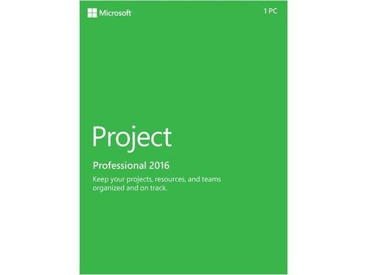 China Global Language Microsoft Office Project 2016 Pro Free Download 2 GB distributor