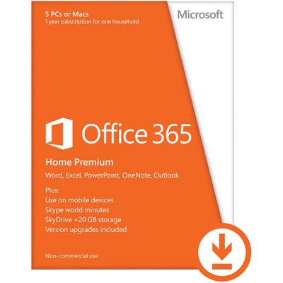 China Full Version Microsoft Office 365 Product Key Subscription 20GB Drive factory