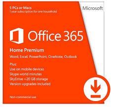 China 32 Bit Microsoft Office 365 Product Key One License For 5 PC / Mac distributor