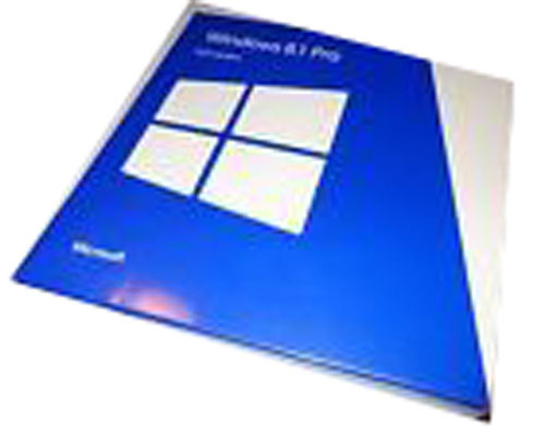 China Genuine PC Computer Software Windows 8.1 Pro OEM Key With Global Language distributor