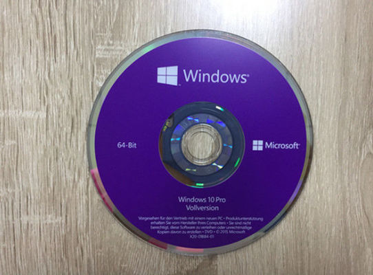 China Activation Online Microsoft Windows 10 Pro OEM Key Software / Professional Operating System distributor
