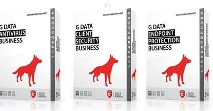 China Newest Version Popular G Data Antivirus 2017 Computer Software 1 Device 24 Months distributor