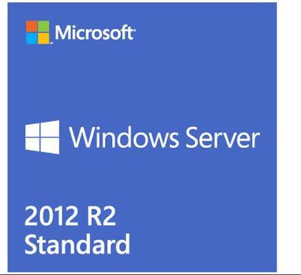 China Microsoft Windows Server 2012 R2 Standard 32/64 Key Download Online Activation Retail distributor