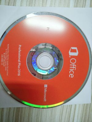 China Microsoft  Office 2016 Professional Plus Product Key FPP Package 32/64bit distributor