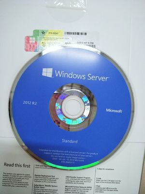 China Microsoft Windows Server 2012 R2 Standard License 64 Bits Global Key distributor