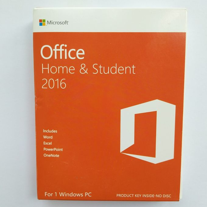 c47aa66c559 Microsoft Office 2016 Home and Student Package & Key Card & Product Key For  windows- 1 ...