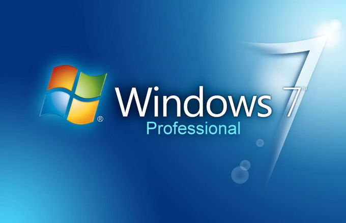 Genuine Software Windows 7 Pro OEM Key Online Activation 32/64bit Download